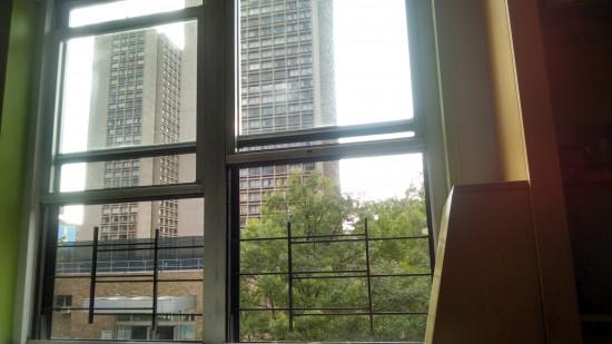 Shots of window